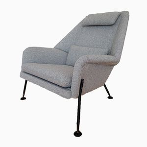 Gray Heron Armchair by Ernest Race for Race Furniture