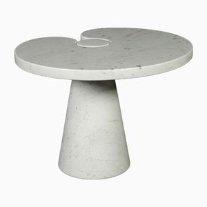 Eros Marble Coffee Table by Angelo Mangiarotti for Skipper