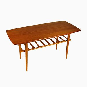 Danish Side Table in Teak, 1960s