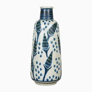 Danish Ceramic Vase by Einar Johansen for Soholm, 1950s