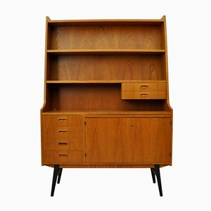 Bookshelf with Secretaire, 1960s