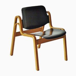 Wilhelmiina 32 Stuhl von Illmari Tapiovaara für Oy Wilh. Schumann AB, 1960er