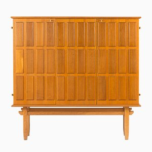 Mahogany Cabinet by Eyvind Beckman, 1950s