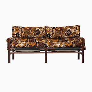 Modell Kontiki 2-Sitzer Sofa von Arne Norell, 1960er