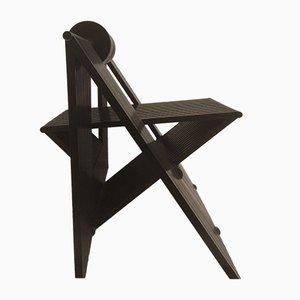 Quarta Aluminum Chair by Mario Botta for Alias, 1980s