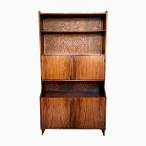 Italian Rio Rosewood Bookcase, 1960s