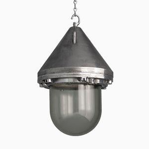 Wigan Industrielampe von Heyes & Company Wigan, 1950er