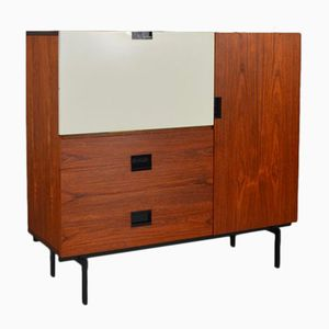 Mid-Century Dutch CU06 Highboard by Cees Braakman for Pastoe, 1950s