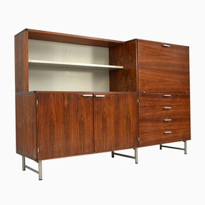 Mid-Century Dutch Rosewood Highboard by Cees Braakman for Pastoe, 1950s