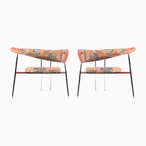 Divi Divi Easy Chairs by Mark Van Tilburg for Leolux, Set of 2