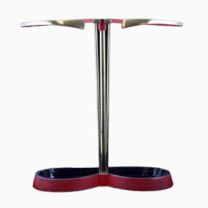 Austrian Brass Umbrella Stand, 1950s