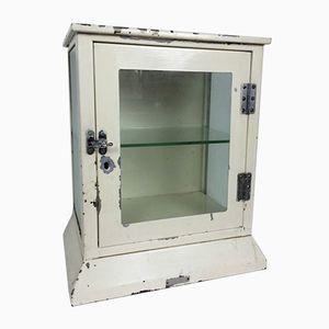 Vintage Postwar Medical Cabinet