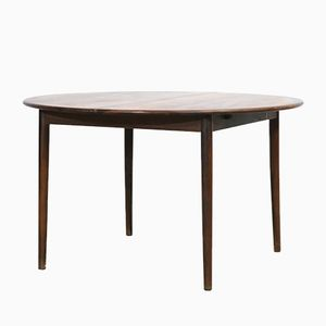 Extendable Danish Rio Rosewood Dining Table from GP Farum