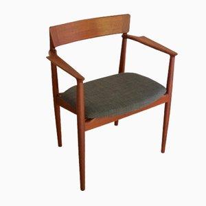 Dänischer Armlehnstuhl von Henry Rosengren Hansen für Brande Mobelindustri, 1960er