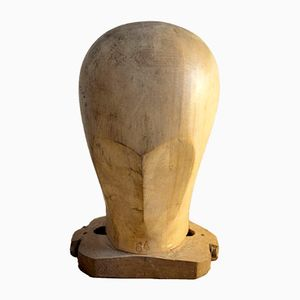 Vintage Wooden Hat Stand, 1930s
