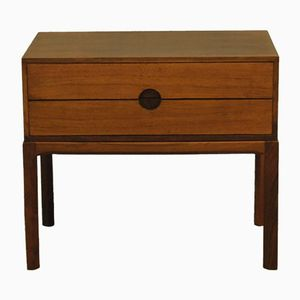 Rosewood Night Stand by Kai Kristiansen for Aksel Kjersgaard, 1960s
