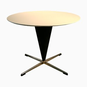 Mid-Century Cone Table by Verner Panton for Gebrüder Nehl, 1958
