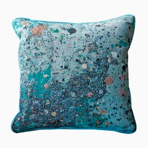 Square Drop Cloth Tapestry Pillow by Martyn Thompson Studio