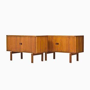 Sideboards von Lennart Bender für Ulferts Möbler, 1960er, 2er Set