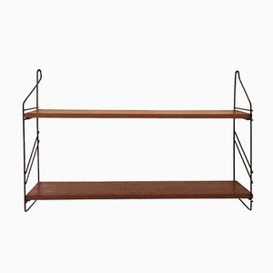 Mid-Century Swedish String Shelves