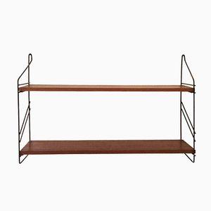Mid-Century Swedish String Shelves