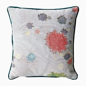 Square Splat Tapestry Pillow by Martyn Thompson Studio
