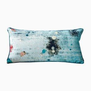 Splatter Lumbar Tapestry Kissen von Martyn Thompson Studio