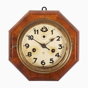 Horloge Murale Art Déco de Junghans