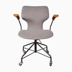 Chaise de Bureau par Isamu Kenmochi pour Tendo, 1950s