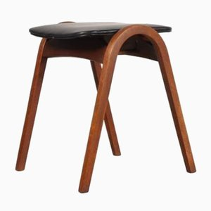 Japanese Stacking Stool by Isamu Kenmochi for Tendo, 1958