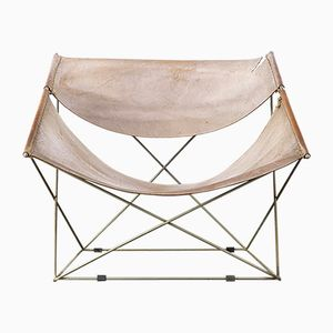 F675 Butterfly Chair von Pierre Paulin für Artifort