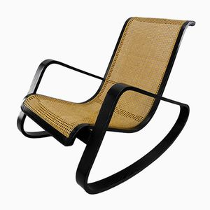 Dondolo Rocking Chair by Luigi Crassevig for Crassevig