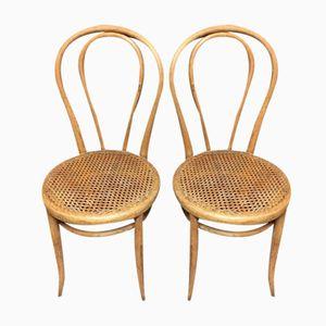 Bistro Stühle von Thonet, 1914, 2er Set