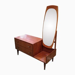 Teak Dressing Table, 1970s
