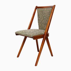 Chaise d'Appoint Verte Vintage, 1960s