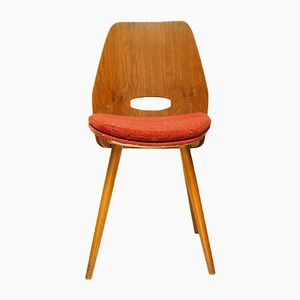Chair by Frantisek Jirák for Tatra Nábytok, 1960s