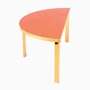 Tavolo da lavoro da bambino di Alvar Aalto per Artek
