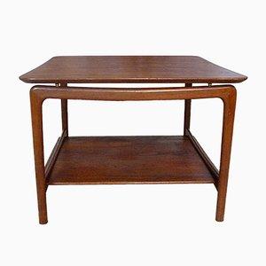 Danish Teak Coffee Table by Hvidt & Mølgaard for France & Daverkosen, 1950s