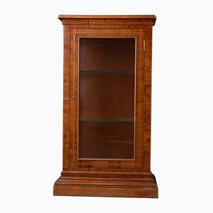 Antique Glass Display Cabinet, 1890s