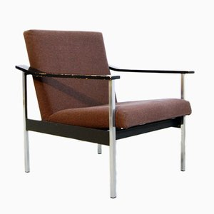 Model 1450 Lounge Armchair by Coen de Vries for Gispen, 1960s