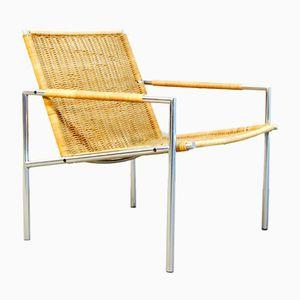 SZ01 Armlehnstuhl von Martin Visser für 't Spectrum, 1960er