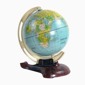 Kleiner Vintage Globus von MS