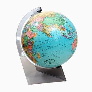 Mappamondo piccolo vintage di Scan-Globe, Danimarca