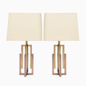 Lampes Skyscraper par Romeo Rega, Set de 2