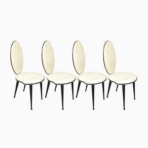 Chairs from Umberto Mascagni, 1950s, Set of 4