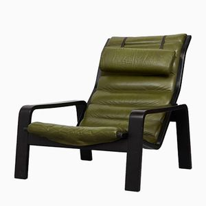 Mid-Century Pukka Lounge Chair by Ilmari Lappalainen for Asko