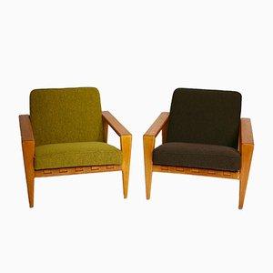 Bodö Lounge Chairs by Svante Skogh for Seffle Möbler, 1959, Set of 2