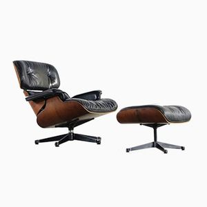 670 Lounge Chair by Charles & Ray Eames for Vitra, 1975