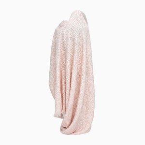 Pink Hide Blanket by Nienke Hoogvliet for TextielMuseum Tilburg