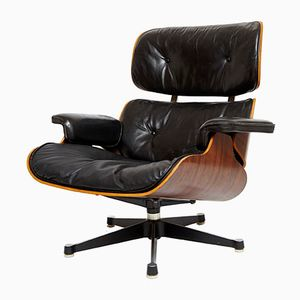 Vintage Eames Lounge Chair by Charles & Ray Eames for Herman Miller